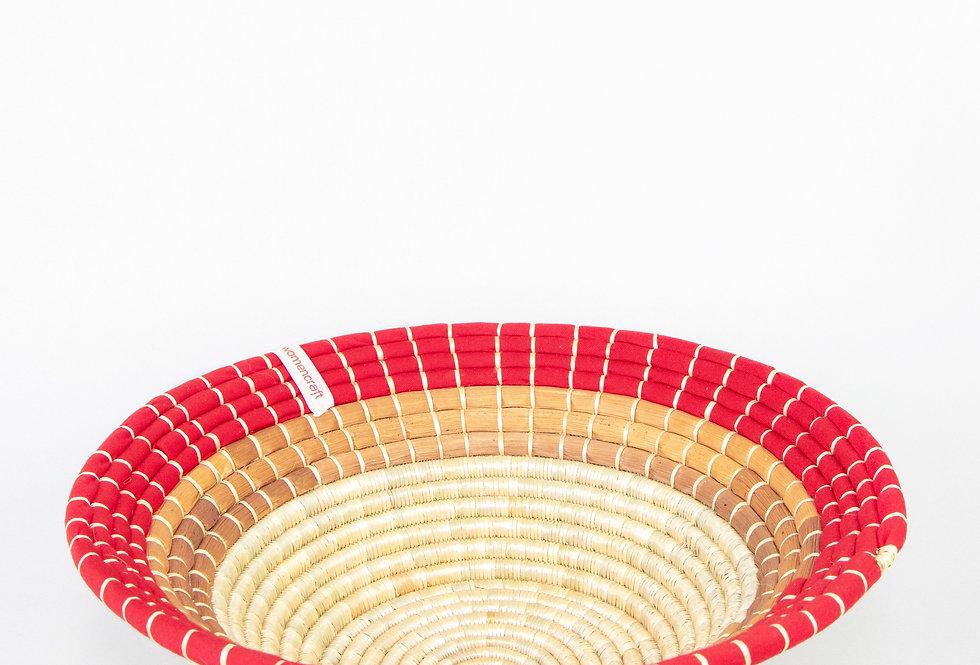 FRUIT BOWL (red)