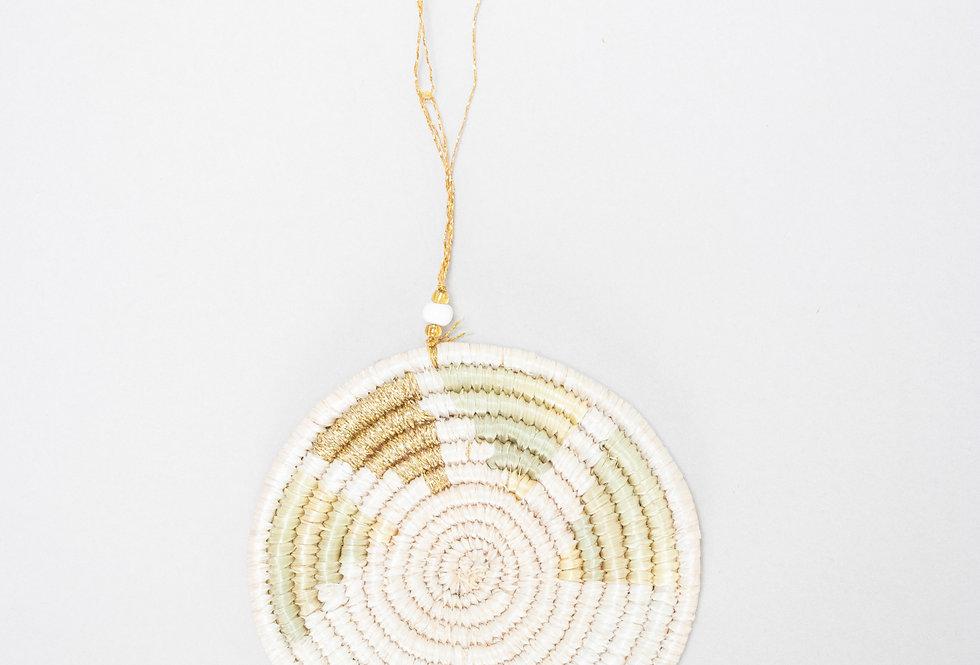CHRISTMAS ORNAMENT | INYABU DESIGN (gold)