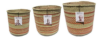 Iringa Baskets from Vikapu Bomba