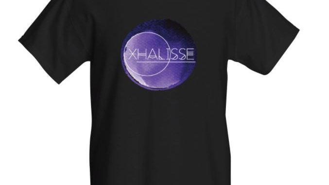 Band logo T-shirt, Black unisex