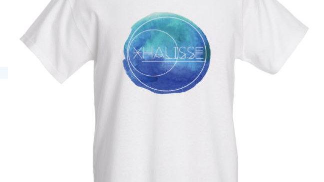 Band logo T-shirt, White unisex