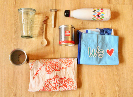 How I Started My Zero Waste Journey + Plastic-Free Plans For 2019