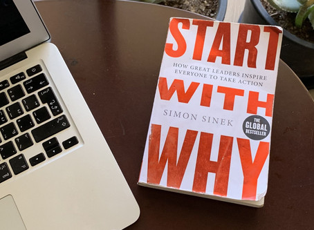 Start With Why: Book Review (The Best -Worst Written- Book You'll Ever Read)