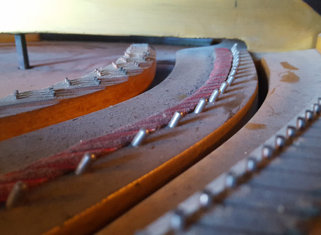 Bringing a Steinway Back to Life