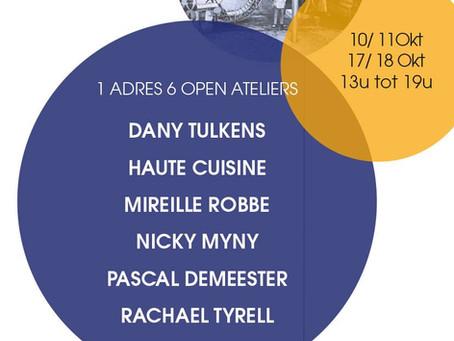 Marie Thomas Collectief  - 10/11 & 17/18 oktober