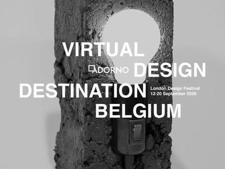 Virtual design destination during London Design Festival