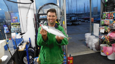 Gary Messenger Mackerel 1-4-11