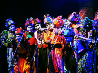 ¨Carnaval Uruguayo¨ - The best kept secret of South America and my favourite time of year in Montevi