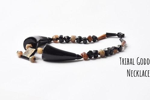 Tribal Goddess Necklace