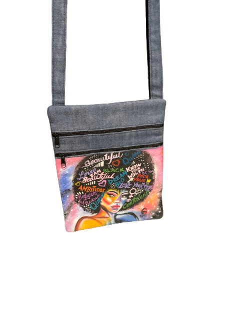 Foxxy Crossbody Bag
