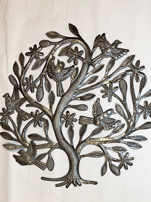 Open Wings in Tree of Life