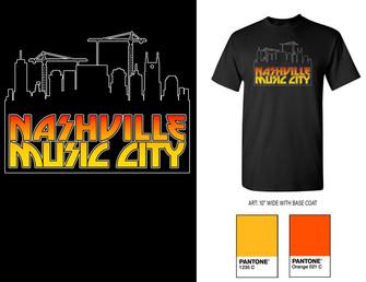 """Nashville Music City"""