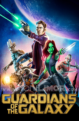 Guardians of the Galaxy - Yoni Limor