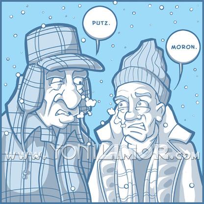 Grumpy Old Men - Yoni Limor
