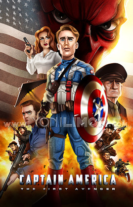 Captain America - Yoni Limor