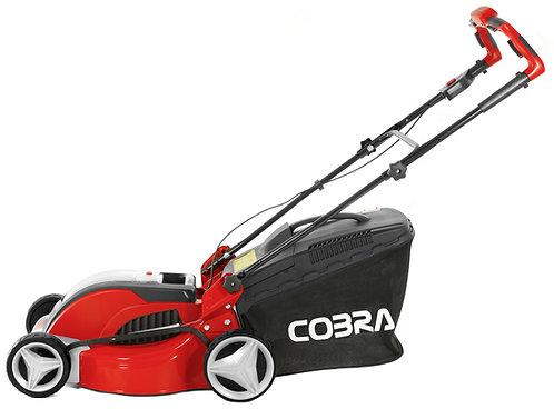 """COBRA MX4140V 16"""" BATTERY POWERED MOWER"""