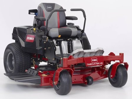 "TORO 74866 49"" TIMECUTTER HD ZERO TURN MOWER"