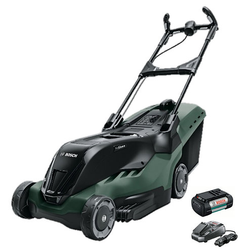 "BOSCH ADVANCEDROTAK 750LI 18"" BATTERY POWERED LAWNMOWER"