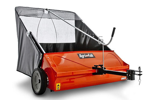 """AGRI-FAB 45-0492 44"""" TOW BEHIND SMART SWEEPER"""