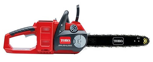 TORO 51138T BATTERY POWERED CHAINSAW