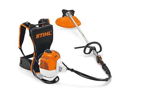 STIHL FR460 TC-EFM 46CC PETROL BACKPACK BRUSHCUTTER