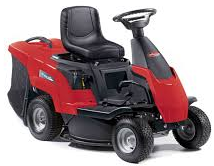 "CASTEL GARDEN XE866B 26"" RIDE ON MOWER"