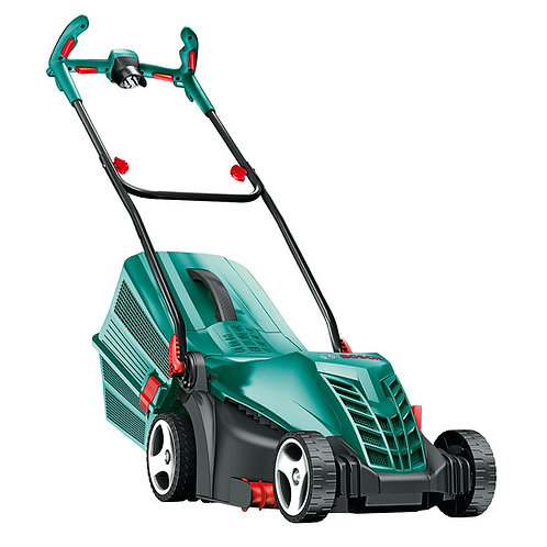 "BOSCH ROTAK 36R 15"" ELECTRIC ROTARY MOWER"