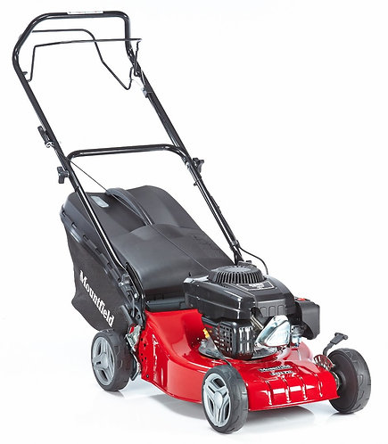 "MOUNTFIELD S421PD 16"" SELF PROPELLED PETROL ROTARY MOWER"