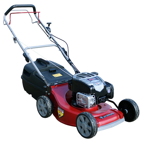 "GARDEN CARE LMX48SPA 19"" PETROL ROTARY MOWER"