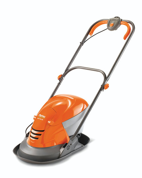 "FLYMO HOVER VAC 250 10"" ELECTRIC HOVER MOWER"
