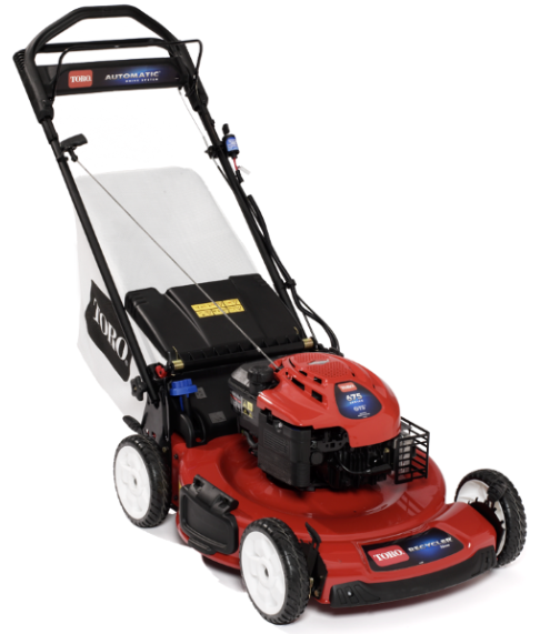 "TORO 20956 22"" SELF PROPELLED ELECTRIC START RECYCLER MOWER"