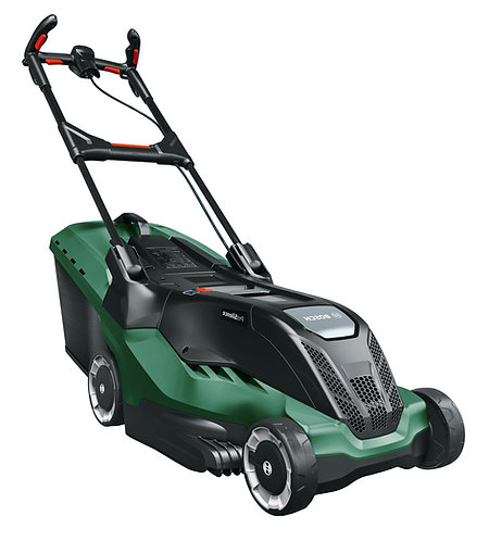 "BOSCH ADVANCEDROTAK 750 18"" ELECTRIC ROTARY MOWER"