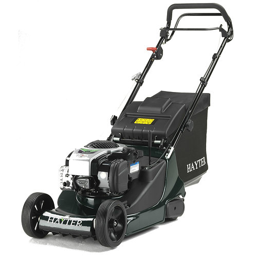 "HAYTER HARRIER 41 16"" AUTODRIVE REAR ROLLER MOWER"