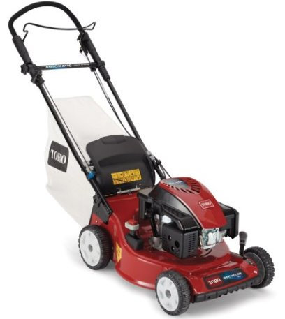 "TORO 20950 18"" SELF PROPELLED RECYCLER MOWER"