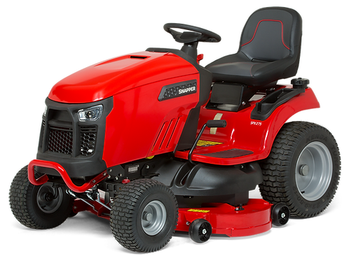 "SNAPPER SPX275 48"" RIDE ON MOWER"