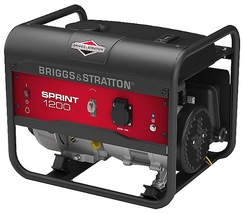 BRIGGS & STRATTON SPRINT 1200 PETROL GENERATOR