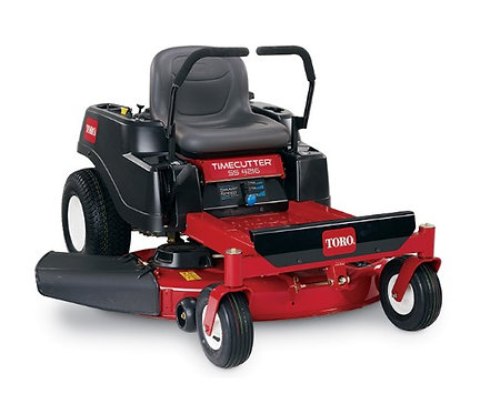"TORO ZS4200S CE 43"" ZERO TURN RIDE ON MOWER"
