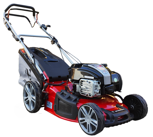 "GARDENCARE LMX46SP 18"" SELF PROPELLED PETROL MOWER"