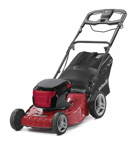 "MOUNTFIELD S46PDLI 18"" BATTERY POWERED LAWNMOWER"