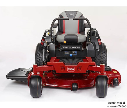 "TORO 74864 49"" TIMECUTTER  HD ZERO TURN MOWER"
