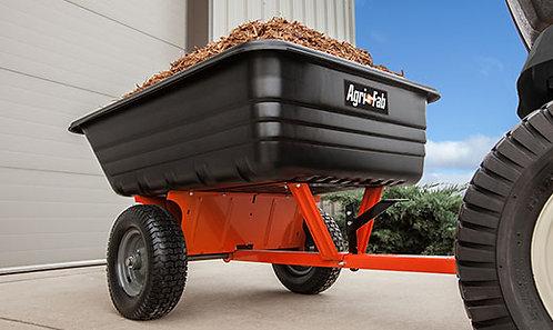 AGRI-FAB 45-0519 800LB TOW BEHIND POLY CART