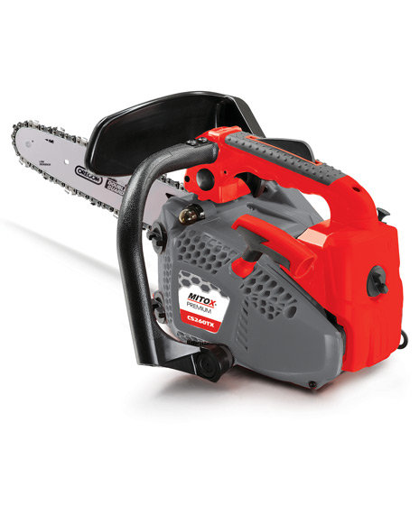 "MITOX PREMIUM CS260TX 10"" TOP HANDLE CHAINSAW"