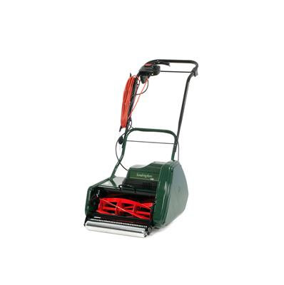 "ALLETT DOMESTIC SANDRINGHAM 14E 14"" ELECTRIC CYLINDER LAWNMOWER"