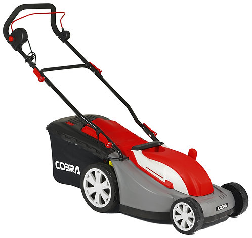 "COBRA GTRM40 16"" ELECTRIC ROTARY MOWER"