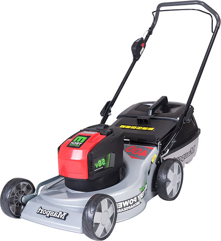 "MASPORT 400ST 18"" BATTERY POWERED LAWNMOWER"