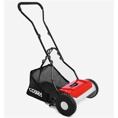 "COBRA HM381 15"" HAND PROPELLED MOWER"