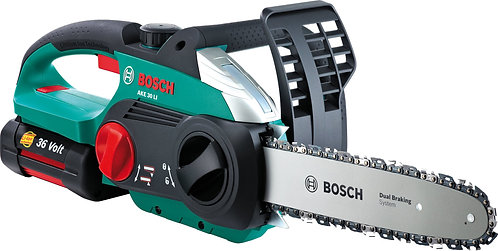 BOSCH AKE 30 BATTERY POWERED CHAINSAW