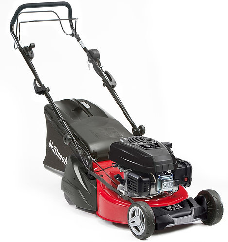 """MOUNTFIELD S461RPDES 18"""" ELECTRIC START REAR ROLLER PETROL ROTARY MOWER"""