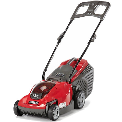 "MOUNTFIELD PRINCESS 34LI 14"" BATTERY POWERED LAWNMOWER"