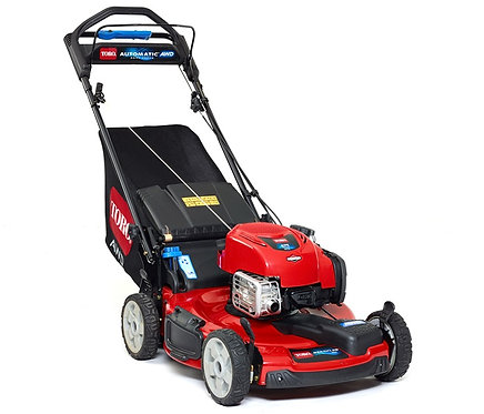 "TORO 20960 22"" ALL WHEEL DRIVE SELF PROPELLED RECYCLER MOWER"